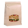 GOOD2GO BROWN DELI BAG WITH WINDOW