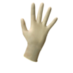 Cgrip large powderfree latex glove
