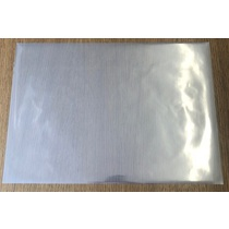 CLEAR SHEET WRAP 35x35CM