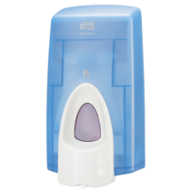 401795 FOAM SOAP DISPENSER BLUE