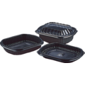 GOOD2GO 24OZ 1 COMPARTMENT FOOD TRAY