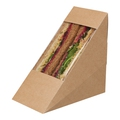 ZEST KRAFT Rear Loading SANDWICH PACK COMPOSTABLE