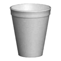 12LX12OZ EPS CUPS *