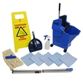 Kentucky Mop Starter Kit - Blue