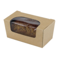 Kraft Cake Box Small 86x46x42mm