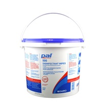PAL INTERNATIONAL SURFACE DISINFECTANT WIPES (500)