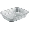 Smoothwall foil tray  312x244x60mm