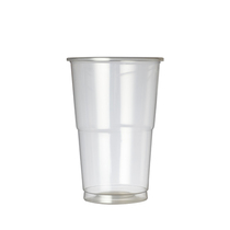 G2GO HALF-PINT-TO-BRIM PP CUPS 25X50 pack