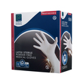 LATEX P/FREE LARGE GLOVE  100 PACK#