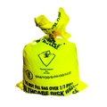 HEALTHCARE SMALL YELLOW BAG