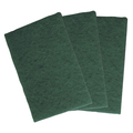green scouring pads 22x15