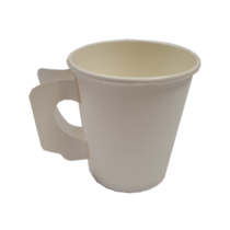 7OZ CUP WITH HANDLE *
