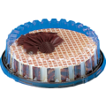 CLEAR DOME LID FOR CAKE BASE 155775
