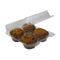 1PB75AL 4 CAVITY MUFFIN CASE