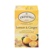 Twinings Citrus Ginger Tea Bag