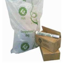 120/140L CLEAR COMPOSTABLE BAG*