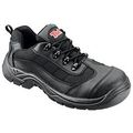 Tuf Pro Size 6 Black M/S Safety Trainer*