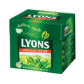 Lyons tag 1 cup tea bags