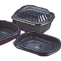 GOOD2GO 3 COMPARTMENT FOOD TRAY LID