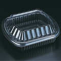 GOOD2GO 36OZ 1 COMPARTMENT FOOD TRAY LID
