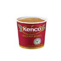 Coffee white kenco smooth