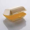 HP2 POLSTYRENE MEAL CONTAINER