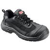 Tuf Pro Size 8 Black M/S Safety Trainer*