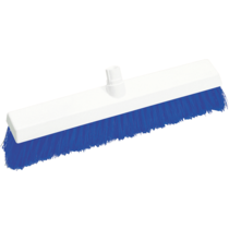 SYR Soft Push Broom Blue