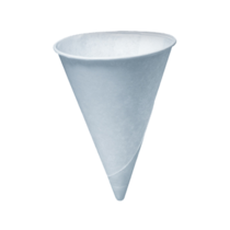 4OZ PAPER WATER CONES