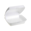 G2GO MB1 WHITE 1 COMP EPS MEAL BOX