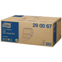 Tork H1 white 2ply towel