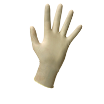 Cgrip small powderfree latex glove